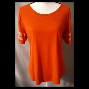 Old Navy Orange Tshirt